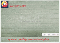 high C-Cr alloy material hardened steel plate