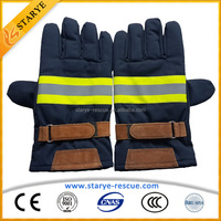 Fire Prevention Safty Protective Anti Flame Fireproof Gloves