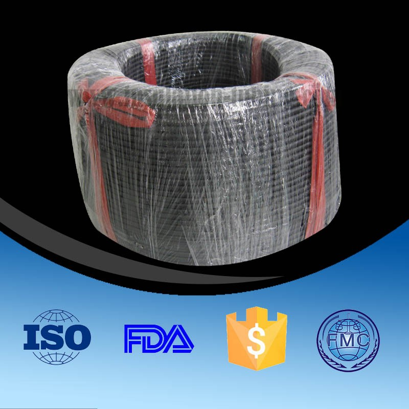 Fluorubber Strip O Shape Cord Round Soild FKM Sealing Strip Dia. 2/3/4/5/6/7/8/9/10/12/15mm Fluoro Rubber Sealing Strip