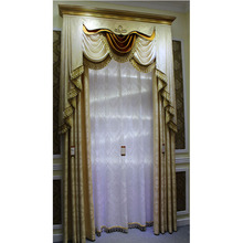 Home or Hotel window door curtains and draperies