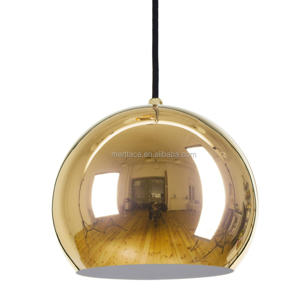 Glonden minimalist ball E27 led pendant light chanderlier pendant light for bar