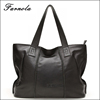 2016 lastest design europe elegance large tote bag genuine leather women fashion handbag