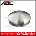 304stainless steel pipe end cap plug protection tube caps end cap for construction