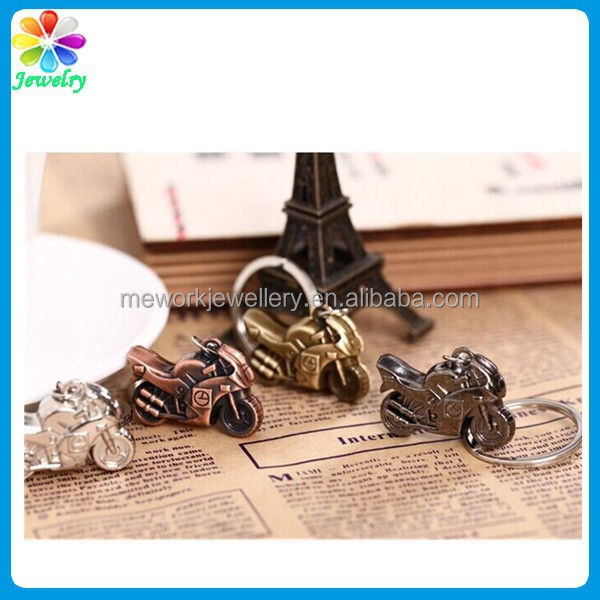 Sport Motor Keyring For Man Motocross Keyring Cheap Price Keychain Motorcycle