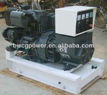 Yanmar Engine 50kW Diesel Generator Used For Home
