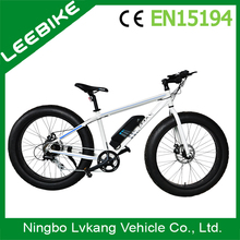 Powerful Fat Tyre Electric Bike Germany Supplier