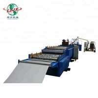 guangdong factory discontinuous pu sandwich panel production line