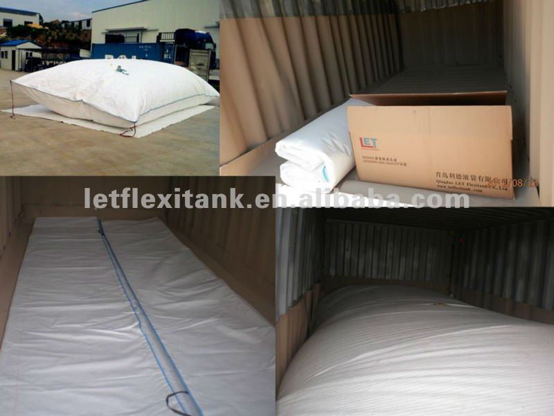 China high quality Flexitank flexi bag for Liquid Transporter----William