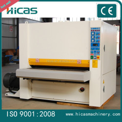 Double sides sanding machine for furniture