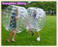 Outdoor 0.8mm PVC adult bumper ball/bubble soccer ball price/bubble football