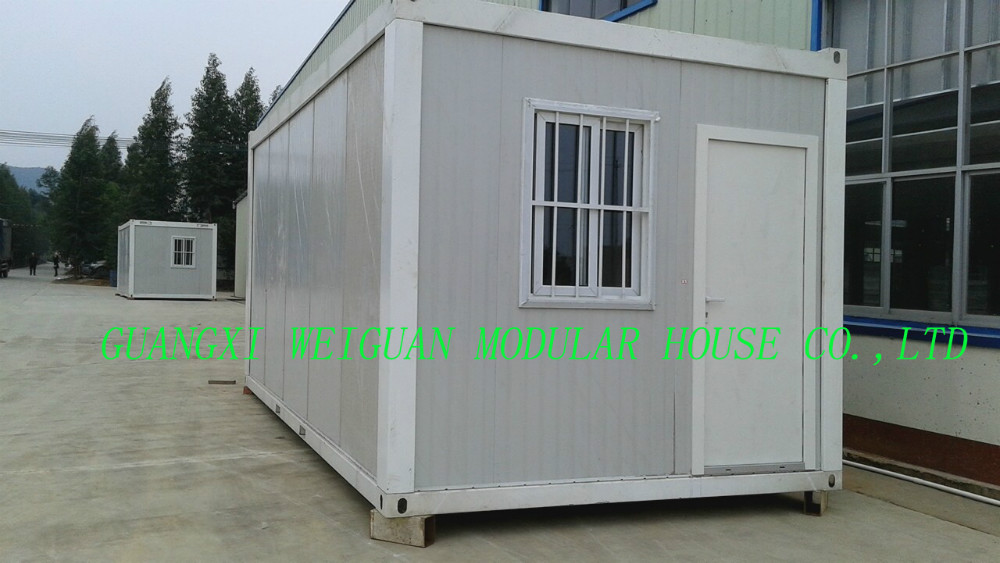hot sale low cost prefab house tiny container house manufacture China