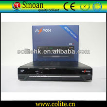 Azfox Z2S Hd Decoder/Azfox Z2S,IKS or SKS with Twin Tuner
