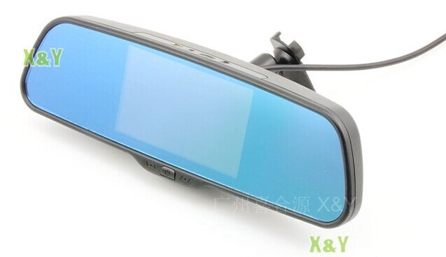 Navigation & GPS,rearview mirror gps android (XY-GPS051)