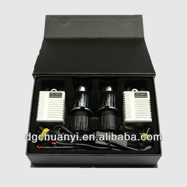 factory supply for philips xenon hid kit 4300k 6000k 8000k 35w 55w