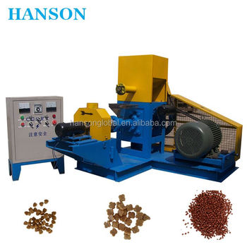 High level Omnivore Aquarian Pet Flour Grain Soybean Compound Dry Type Fish Feedstuffs Pellet Machine