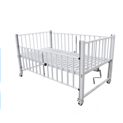 Single Swing Hospital Bed adjustable medical bed (BED-2)
