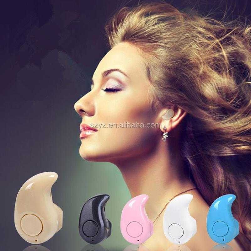 Noise Cancelling Stereo Headset Sport In Ear Earphone Earbuds Microphone Running QY7 wireless bluetooth 4.1 headphones
