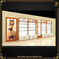 2016 hot sale decoration for underwear shop and and underwear shop decoration,underwear display shelf
