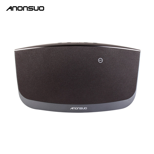Anonsuo Seashell cheap home audio subwoofers with below 60 Hz speakers