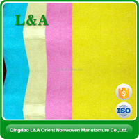 Alibaba China Fabrics Polyester Polypropylene TNT Non Woven Fabric