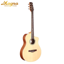 Factory Wholesale Handmade Acoustic Guitar Cheap Price(M54CS)