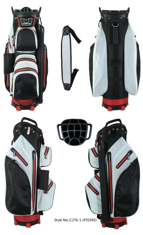 Good quality golf bag Major OEM golf bag