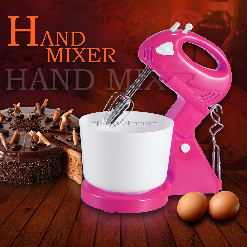 7 Speeds Electric Hand Mixer