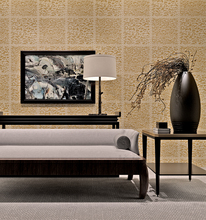 Manufacture elegant Mould-Proof korean style wallpaper