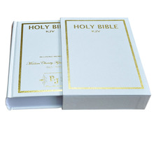 China Manufacture Custom Bible Printing Service for Wholesale