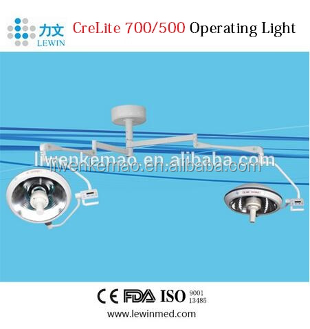 Medical equipment wifi control operating light