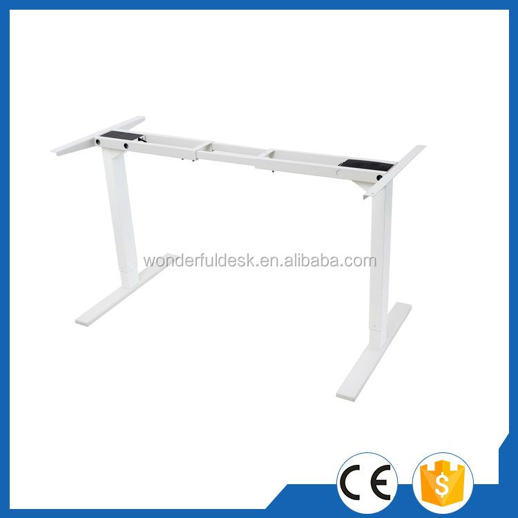Newest moveable adjustable table 2 segments insert