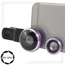2017 Manufacture aluminum+acrylic lens for iphone lens
