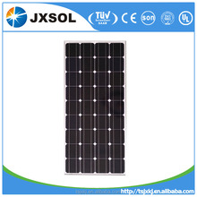 high efficiency cheap price 125*125 pv mono solar cell for 100w mono solar panel