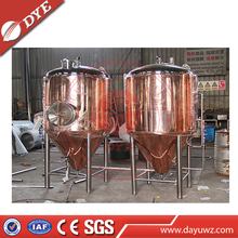 50L Wine and Beer Cooled Stainless Conical Fermenter