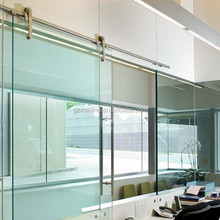 for used office cheap glass doors/economic glass office entry door/cheap glass door