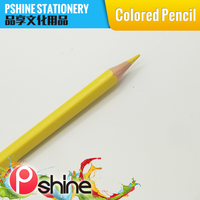 New Arrival EU And US Standard pretty wooden color pencil
