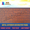 insulation panel for exterior wall/lightweight exterior wall panel building materials