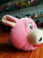 High Quality Plush Toy Stuffed Promotion Pink Pig,new design pink plush stuffed pigs plush toy factory wholesale