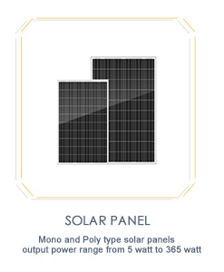 China Wholesale 150W home use solar cell mono solar panel