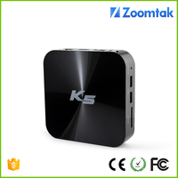 Kodi 16.0 Quad Core Android TV Box Amlogic S805 Zoomtak K5 Live Streaming TV Box Amazon Fire TV & Stick