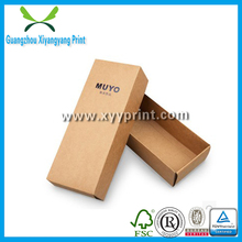Custom Made Folding Kraft Paper Box Printing Wholesale