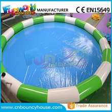 Inflatable swimming durable water pool inflatable pool rental