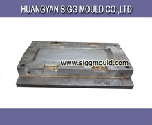 injection plastic compression concrete mold with large