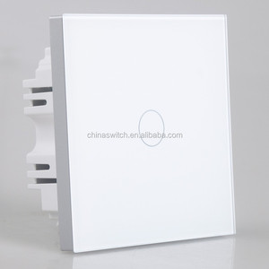 cheap wholesale lighting 1 gan g 1 way switch touch smart switch