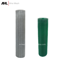 "Price Philippines Roll Electric PVC Coated 2X2 4X4 3/4""Inch Hot Dipped Heavy Gauge Galvanized Welded Wire Mesh"