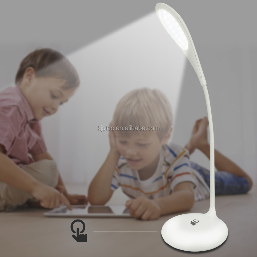 energy saving battery fancy LED light table lamp