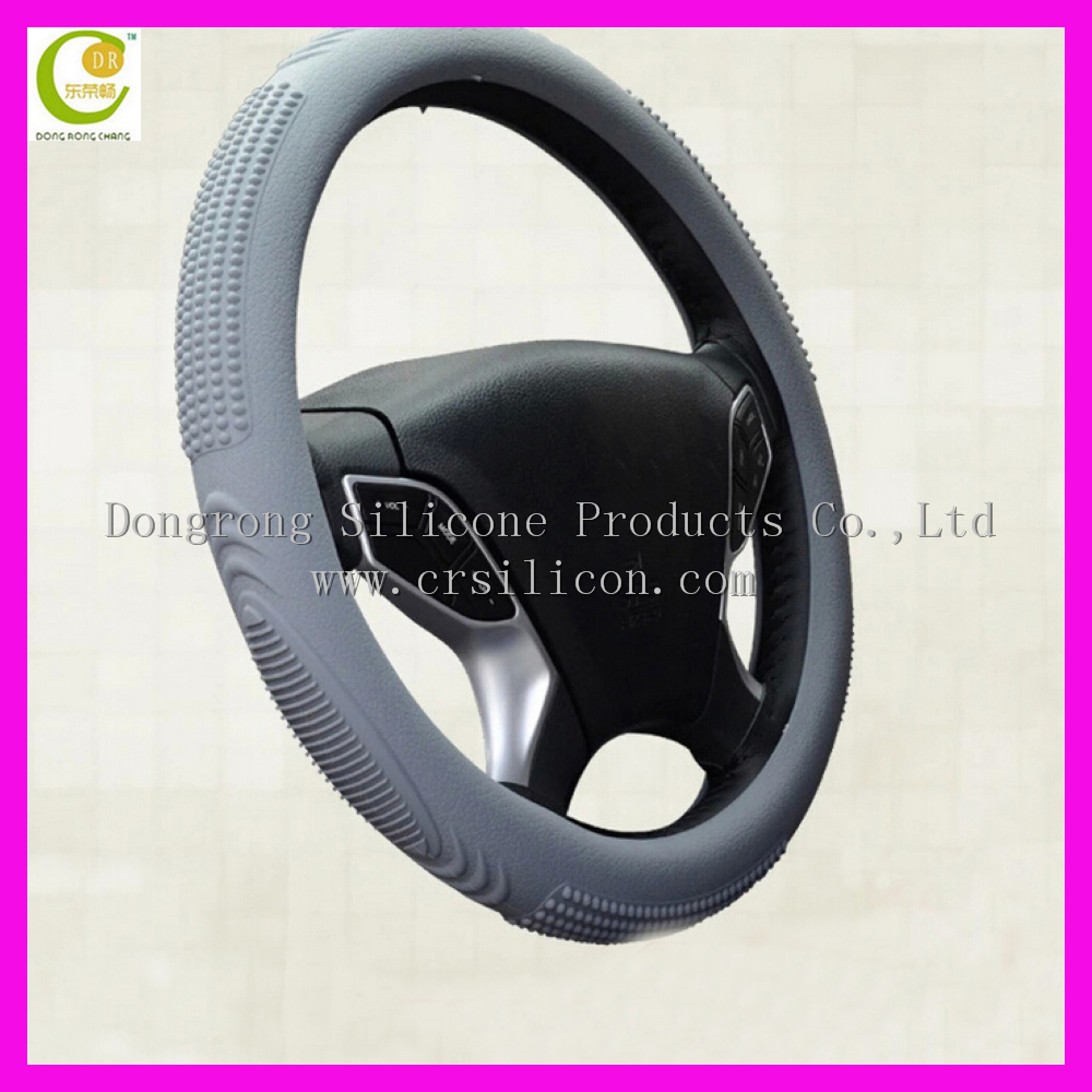 design your <strong>13</strong>-17inch convenient eco-friendly comfortable silicone steering wheel covers