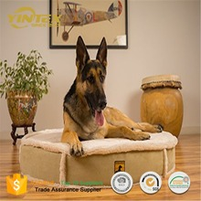 Washable luxury soft Pet Dog beds For Small And Large Dog