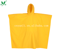 adult waterproof hooded poncho