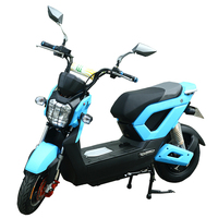 High Reliable Free Style Electric Motorcycle